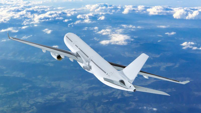 Avión Airbus Autopilotado