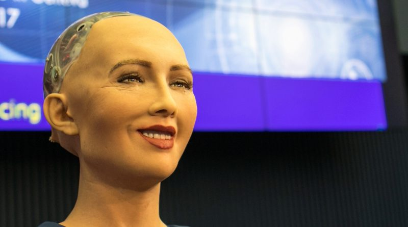 Sophia, la androide que quiere ser madre