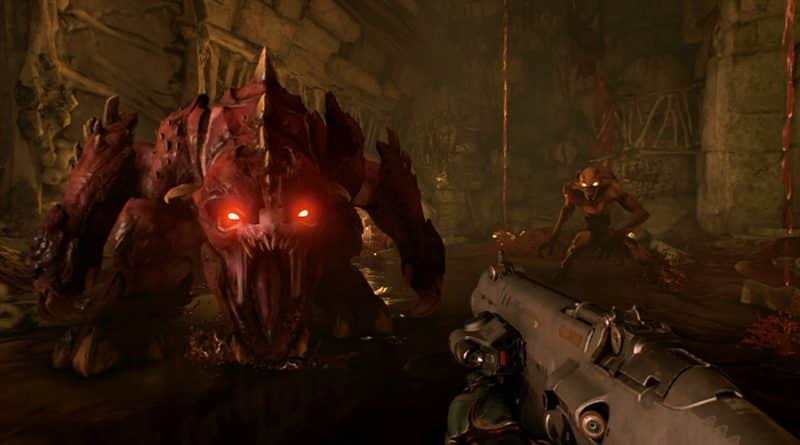 DOOM para la Nintendo Switch