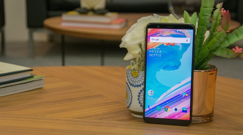 Análisis del Oneplus 5T