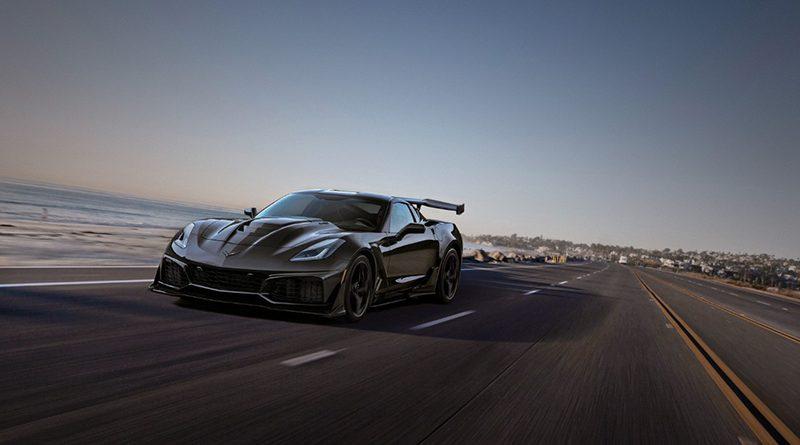 Corvette ZR1 2019