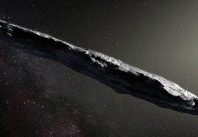 Oumuamua: Los científicos buscan en este meteorito tecnología alienígena