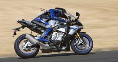 Yamaha Motobot: El piloto robot