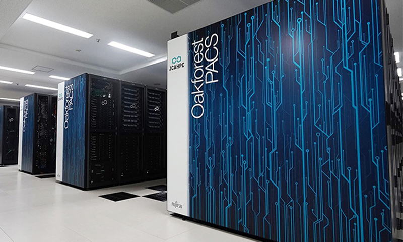 Las supercomputadoras más rápidas del mundo