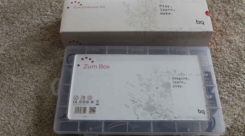 BQ Zum, cómo jugar con el Arduino español y sus Printbots