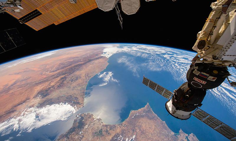 Estación Internacional Espacial