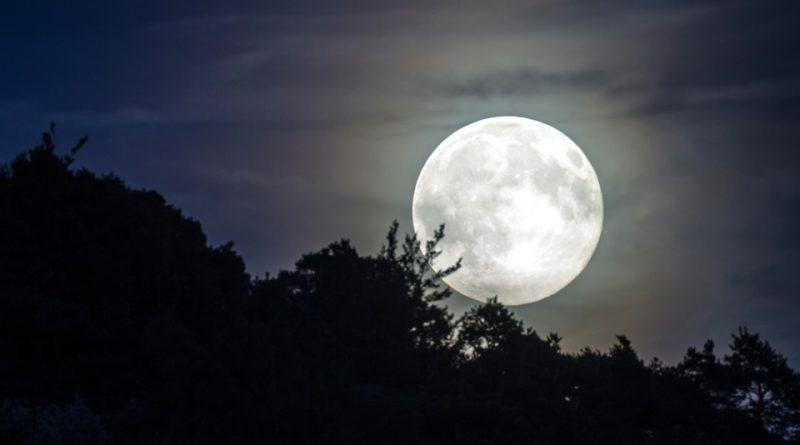 Superluna diciembre 2017