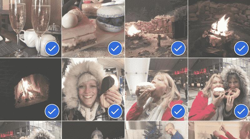 Cómo borrar las fotos del iphone