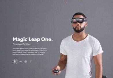 Magic Leap lanzará sus primeras gafas de Realidad Aumentada en 2018