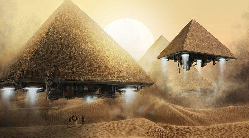 Maravillas terrestres que se atribuyen a los extraterrestres