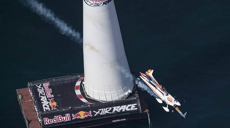Juan Velarde Red Bull Air Race Cannes 2018