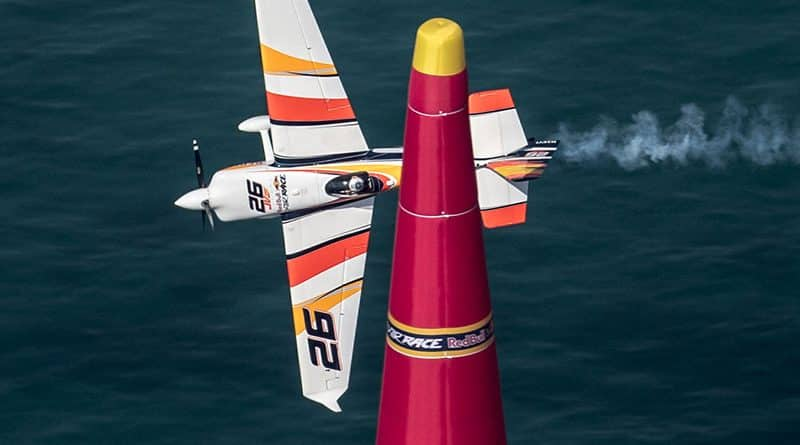 Juan Velarde - Red Bull Air Race