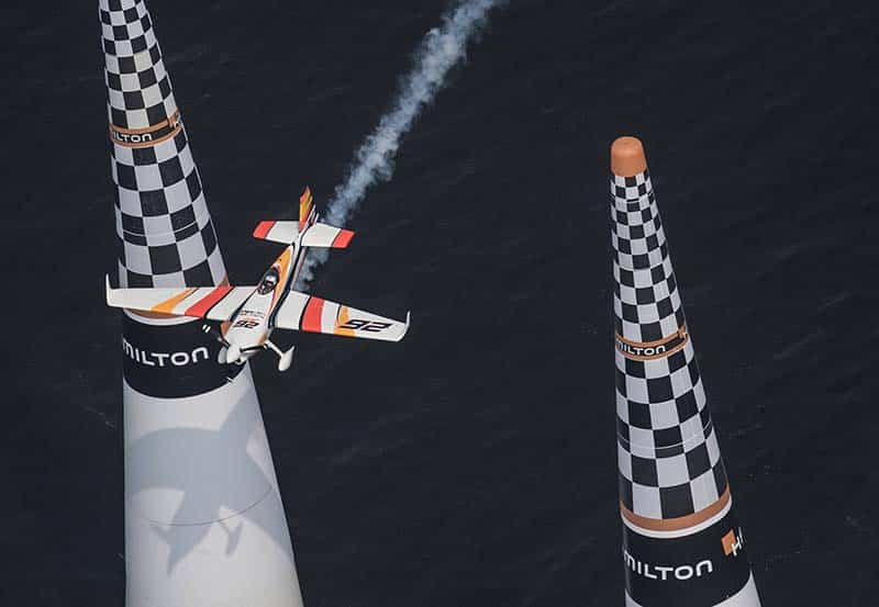 Juan Velarde Red Bull Air Race Japón 2018