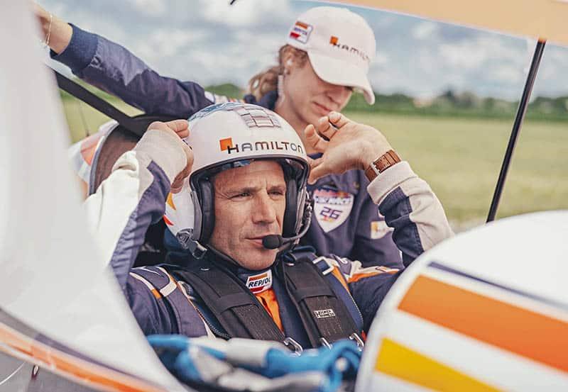 Juan Velarde Red Bull Air Race Budapest 2018
